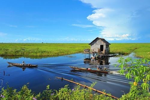 Bamboo Rafting & Mystical Adventure