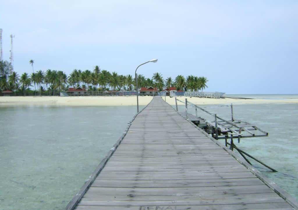 Derawan Island, Sanglaki Island