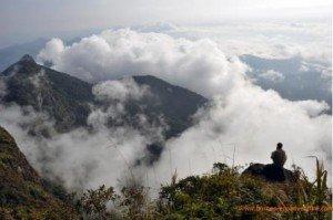 mountbesar peak, Borneo Jungle Trekking